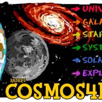 Cosmos 4 kids