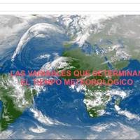 Tiempo meteorológico. CTMA
