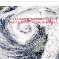 Precipitaciones y clima