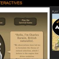 Charles Darwin Game