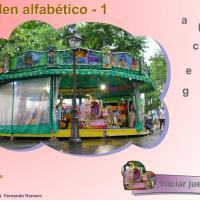Orden alfabético I