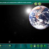 Impactos ambientales producidos por la actividad humana y las medidas de corrección y prevención