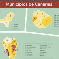 Infografía: Municipios de Canarias