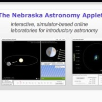 Astronomy Simulations and Animations