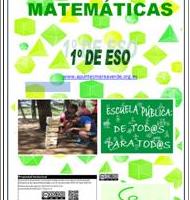 Primero de ESO de Matemáticas.