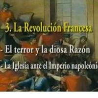 Iglesia y revolución francesa