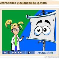 Alteraciones y cuidado de la vista