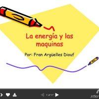 La energía y las máquinas