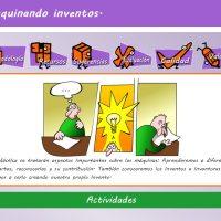 Maquinando inventos