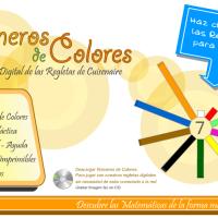 Números de colores (Versión digital de las Regletas de Cuisenaire)