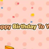 Video: Happy Birthday