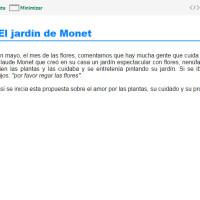 El Jardín de Monet.