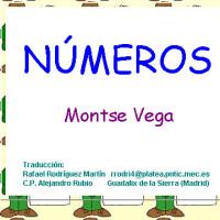 Actividades de numeración.