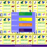 JClic: Aniclic:método de lectura