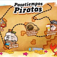 Pasatiempos piratas