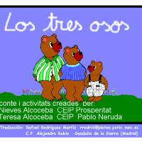 JClic: Los tres osos