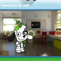 El laboratorio de Doki