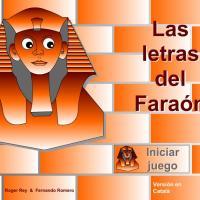 Las letras del Faraón
