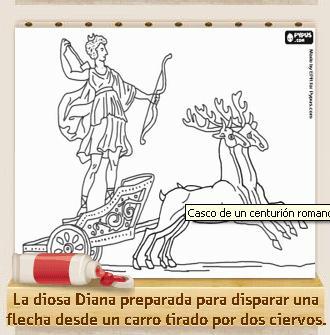 Dibujos De Imperio Romano Para Colorear Recursos Educativos Digitales