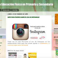 Recursos para Educación Física en Primaria y Secundaria