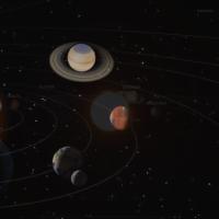 Solar System Scope. Simulador 3D del sistema solar