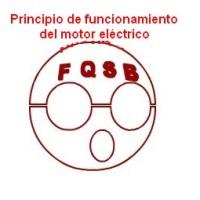 Principio de funcionamiento de un motor eléctrico