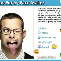 Formar caras y expresiones