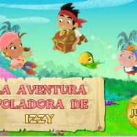 Juego: la aventura voladora de Izzy