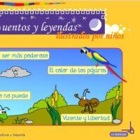 Cuentos y leyendas ilustrados por niños II