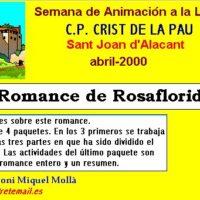Romance de Rosaflorida