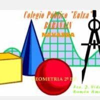 Actividades de geometría