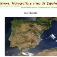 Relieve, hidrografía y clima de España