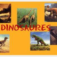 El juego de los Dinosaurios.