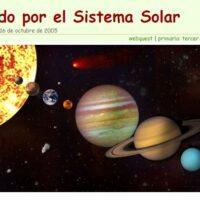 Viajando por el Sistema Solar