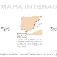 Mapa Interactivo de España