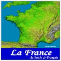 Activités de Français: la France