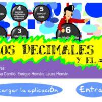 Los decimales y el €