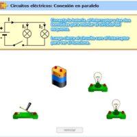 Circuitos eléctricos: Conexión en paralelo