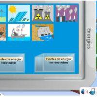 Fuentes de energía no renovables y renovables