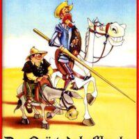 Actividades con Don Quijote de La Mancha
