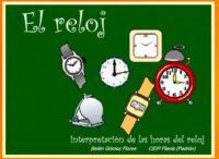 El reloj. Las horas del reloj