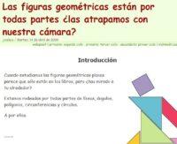 Las figuras geométricas están en todas partes