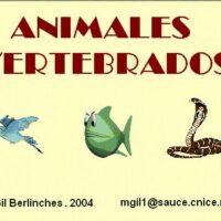 Animales vertebrados I