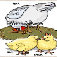 Nina la gallina