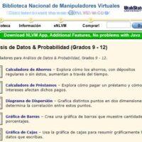 Estándares de matemáticas: Análisis de datos y probabilidad