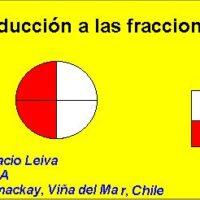 Introducción a las fracciones