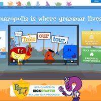 Grammaropolis. Gramática inglesa.