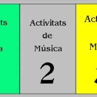 Actividades de música para educación infantil
