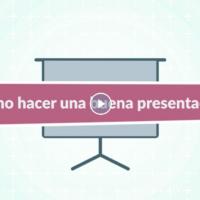 Cómo hacer una buena presentación