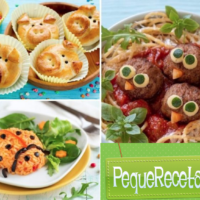 PequeRecetas: recetas de cocina en familia